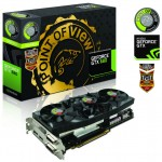 POVTGT GeForce GTX 680 UltraCharged