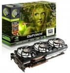 Видеокарта Point of View GeForce GTX 480 Ultra Charged TFC