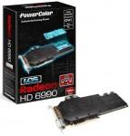 Видеокарта PowerColor LCS HD 6990