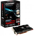 Видеокарта PowerColor PCS+ HD6870