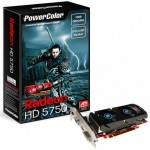 PowerColor Radeon HD 5750 Low Profile