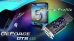 Sparkle GeForce GTS 450 Low Profile