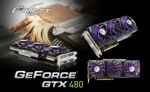 Sparkle Calibre GeForce GTX 480