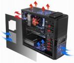 Thermaltake V3 BlacX Edition