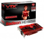 Видеокарта Vertex3D Radeon HD 6850