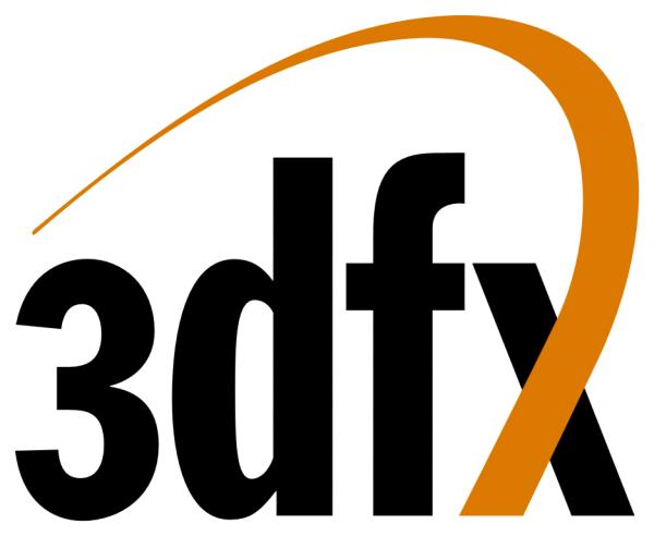 Новый логотип 3dfx interactive inc.