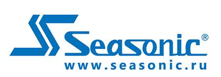 Логотип компании Seasonic